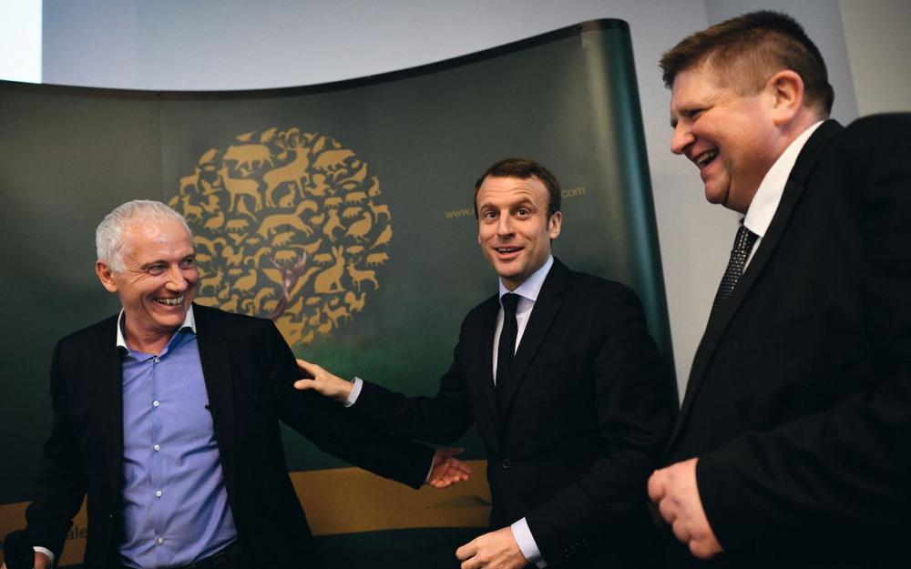 Les Français estiment qu'Emmanuel Macron délaisse la protection animale